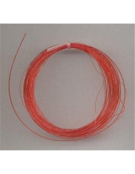 Krúžkovací drôt, ND02 - Strieborná